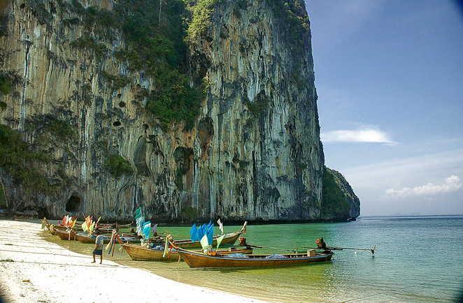 Les plages du sud Thaïlande
