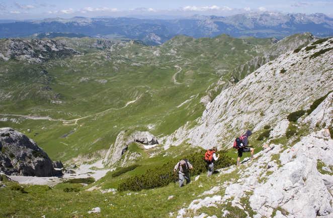 Parc national du Durmitor, Montenegro