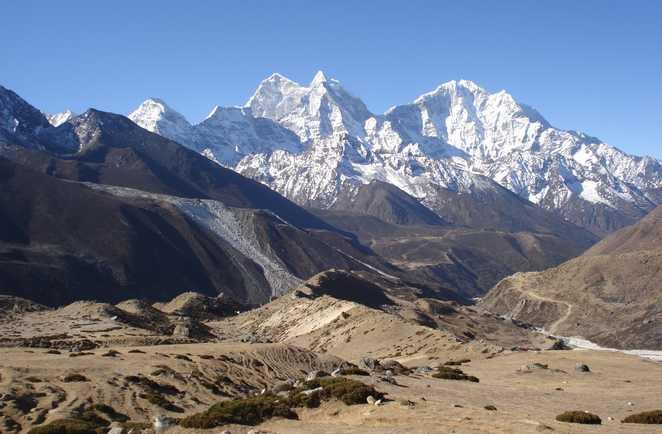 Paysages du Khumbu