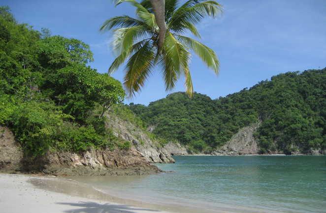 plage de la péninsule de Nicoya