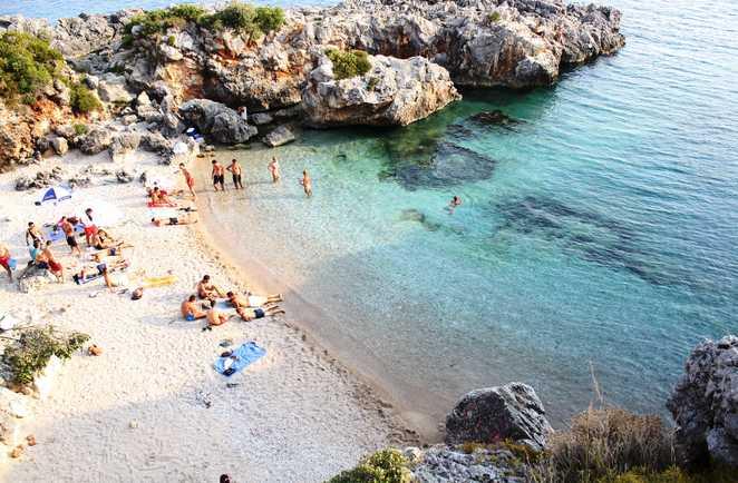 Plages de la Riviera albanaise