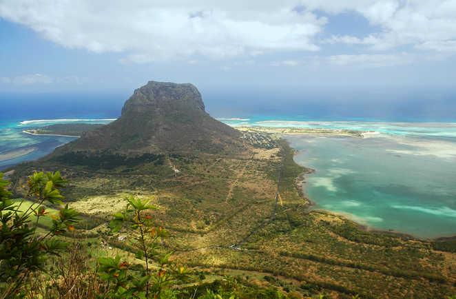 Rando lagon île Maurice