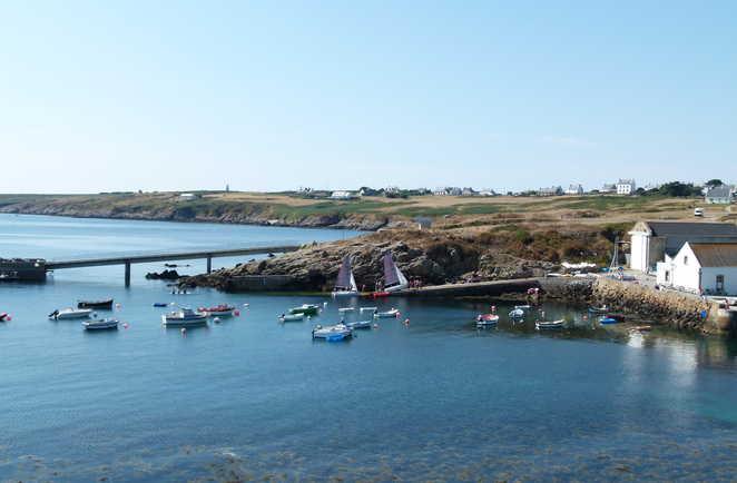 Port d'Ouessant