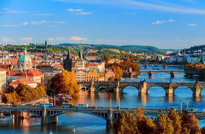 Prague et ses ponts