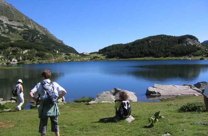 Randonnée des sept Lacs dans le massif du Pirin