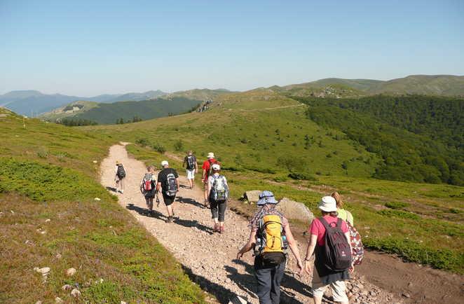 Randonnées dans le massif du Rila en Bulgarie
