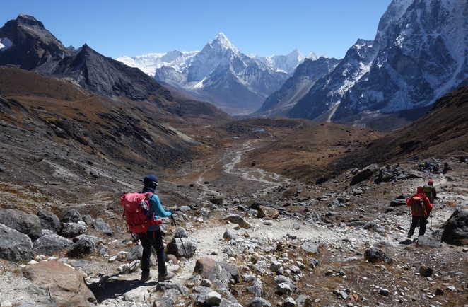 Vallée de Khumbu Népal