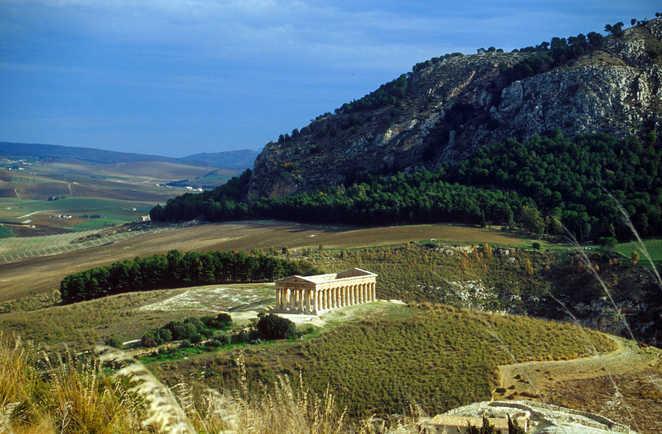 Ségeste Sicile