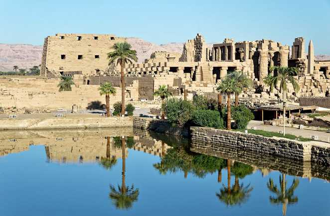 temple de Karnak - Egypte