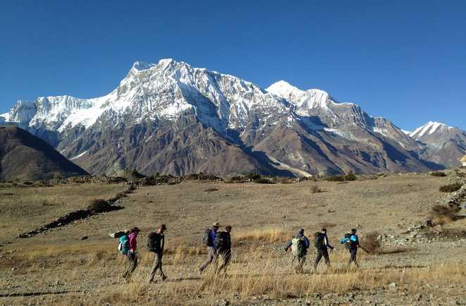 Trek dans les Annapurnas au Népal