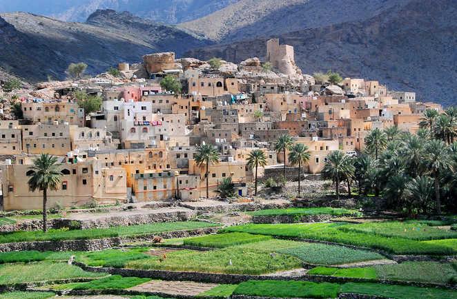 Village de Bilaad Seet, Oman
