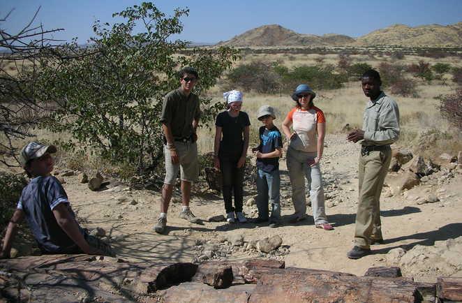 Voyage Famille en Namibie